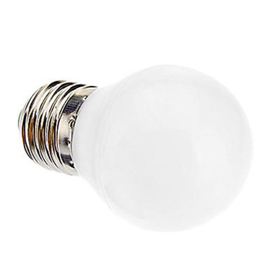 Εικόνα της Λάμπα Led Ε27 G45 6Watt Φυσικό λευκό