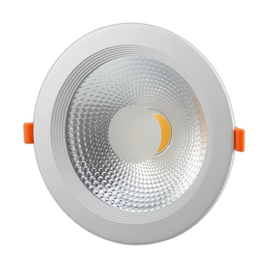 Εικόνα της Φωτιστικό Led COB Στρογγυλό 30watt Ψυχρό λευκό - TUV PASS