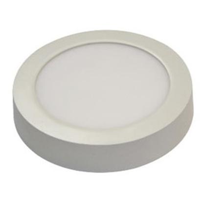 Εικόνα της Led Panel στρογγυλό εξωτερικό 24watt Φυσικό λευκό