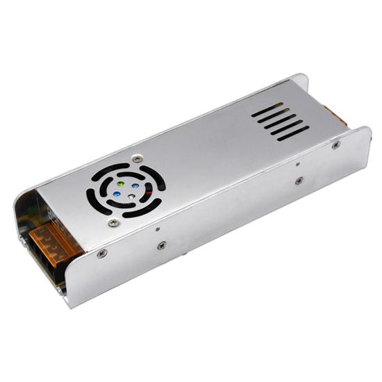 Εικόνα της Τροφοδοτικό Slim LED 360Watt 12V 30A Σταθεροποιημένο