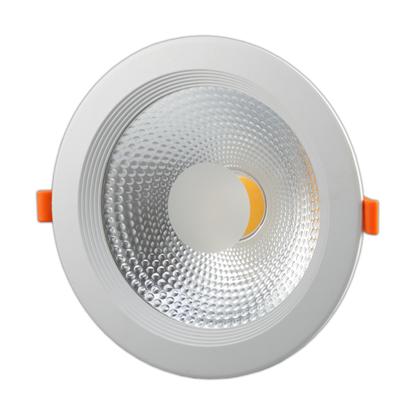 Εικόνα της Φωτιστικό Led COB Στρογγυλό 20watt Φυσικό λευκό - TUV PASS