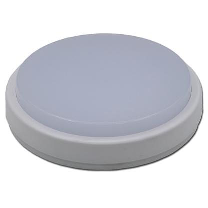Εικόνα της LED Πλαφονιέρα IP65 24W Στρογγυλή Ψυχρό Λευκό