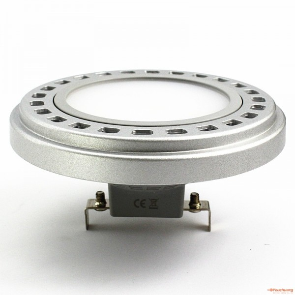 Εικόνα της Λαμπτήρας Led AR111 120° 15Watt Φυσικό λευκό