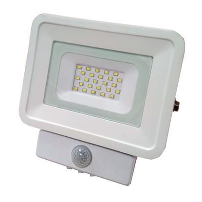 Εικόνα της LED Προβολέας SMD 10 Watt  Classic Line2 με Ανιχνευτή Κίνησης Φυσικό Λευκό