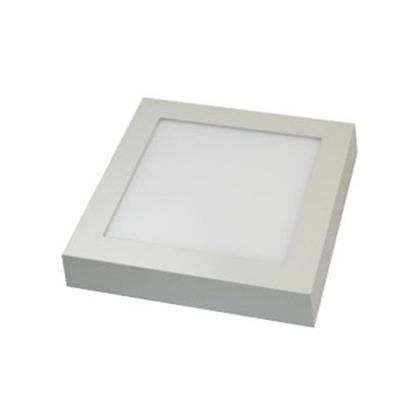 Εικόνα της LED Εξωτερικό Τετράγωνο Panel 5 Χρονια Εγγύηση 6W Φυσικό Λευκό