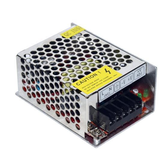 Εικόνα της Τροφοδοτικό LED 24Watt 12V 2A Σταθεροποιημένο