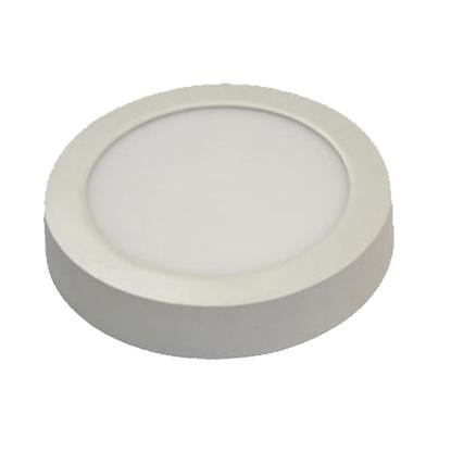 Εικόνα της LED Εξωτερικό Στρογγυλό Panel 5 Χρονια Εγγύηση 12W Ψυχρό Λευκό