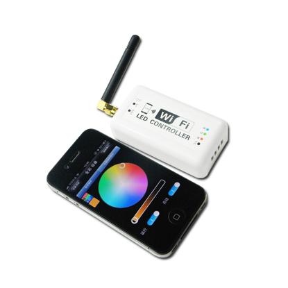 Εικόνα της WiFi RGB Controller Ταινίας Led 144Watt