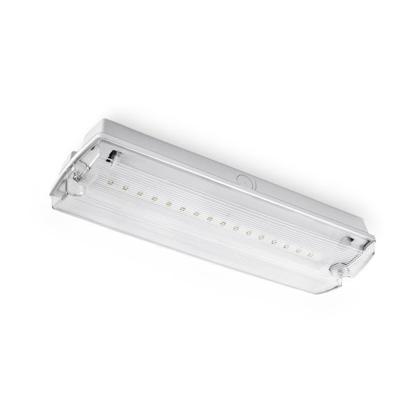 Εικόνα της LED Φωτιστικό Ασφαλείας Επιτοίχιο 3W