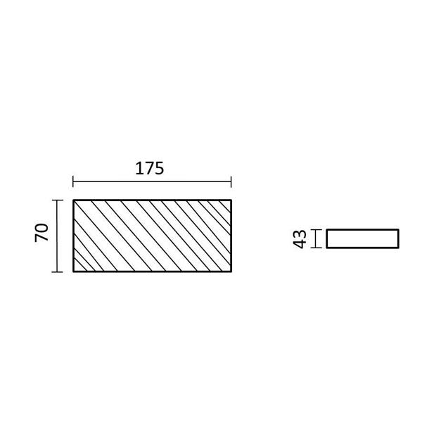Εικόνα της Αδιάβροχο τροφοδοτικό Led 100Watt 12V 8.3A σταθεροποιημένο 170-250V/AC