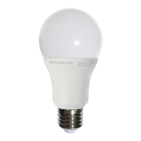 Εικόνα της E27 Led Λάμπα A60 1055Lm 12Watt Ψυχρό λευκό