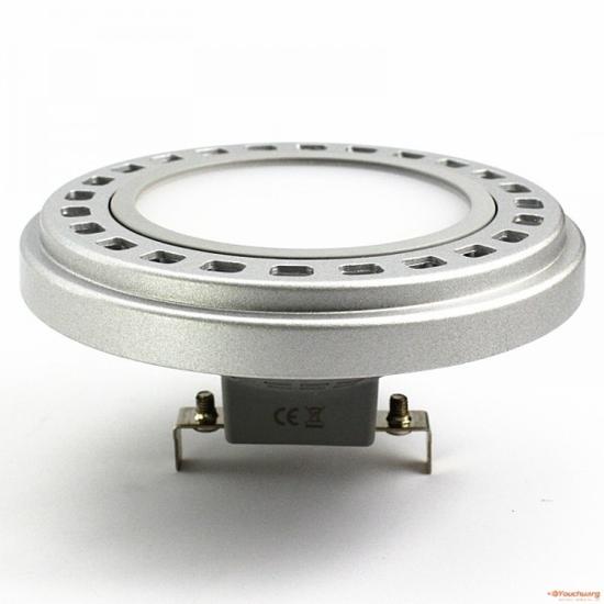 Εικόνα της Λαμπτήρας Led AR111 120° 15Watt Θερμό λευκό