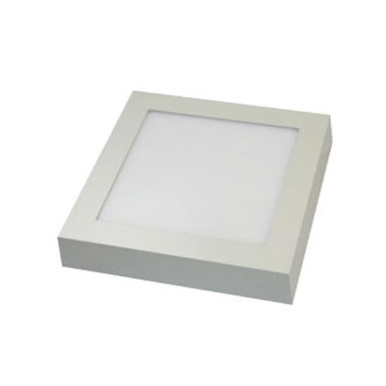 Εικόνα της Led Panel τετράγωνο εξωτερικό 6watt Ψυχρό λευκό
