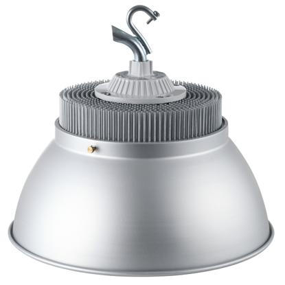 Εικόνα της LED High Bay Βιομηχανικό Φωτιστικό Osram Chip 5 Χρόνια Εγγύηση 150W Ψυχρό Λευκό