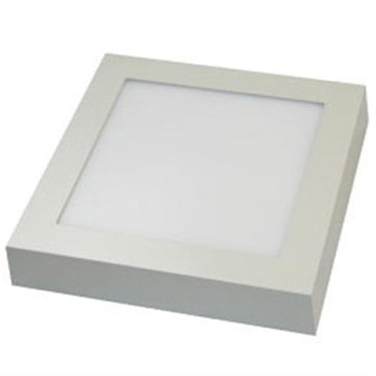 Εικόνα της Led Panel τετράγωνο εξωτερικό 24watt Φυσικό λευκό
