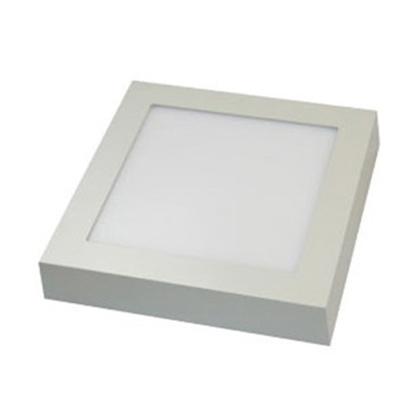 Εικόνα της Led Panel τετράγωνο εξωτερικό 12watt Θερμό λευκό