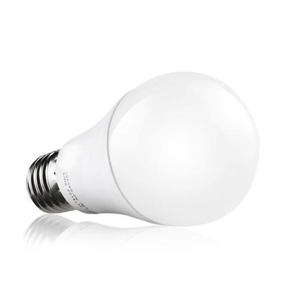 Εικόνα της LED Πλαστικη Λαμπα Α65 Ε27 12W Θερμο Λευκο