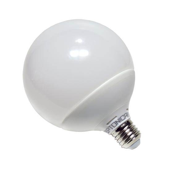 Εικόνα της E27 Λάμπα Led G120 1320Lm 15W Ψυχρό λευκό