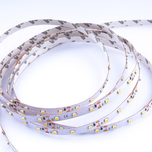 Εικόνα της Ταινία led strip Professional IP20 4.8 watt με 60 led 3528 smd ανα μέτρο Ψυχρό λευκό