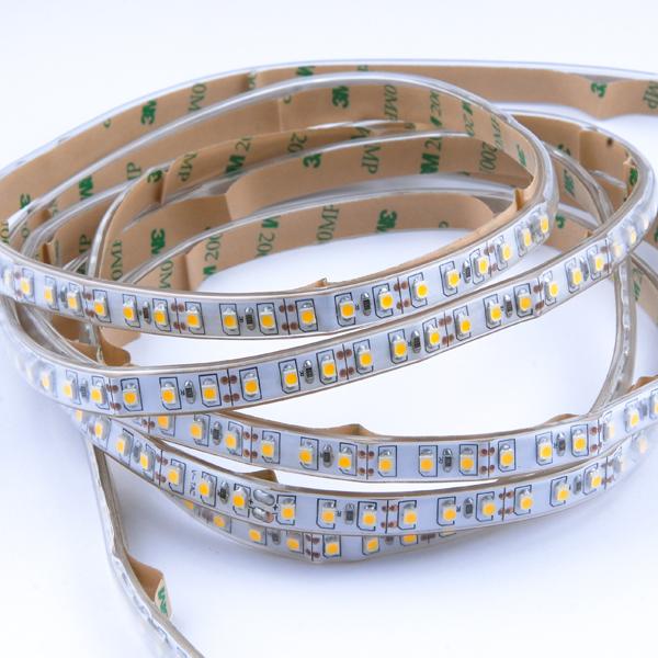 Εικόνα της Ταινία led strip IP20 9,6 watt με 120 led 2835 smd ανα μέτρο Θερμό λευκό