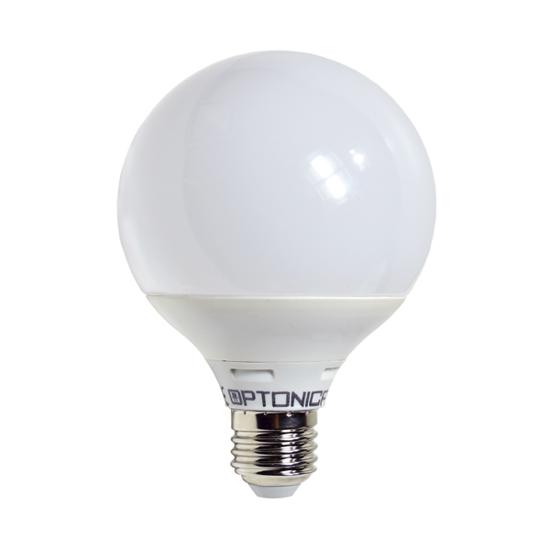 Εικόνα της E27 Λάμπα Led G95 1055Lm 12w Θερμό λευκό