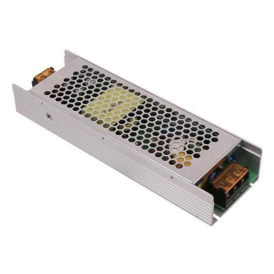 Εικόνα της Τροφοδοτικό Slim LED 200Watt 12V 16.7A Σταθεροποιημένο