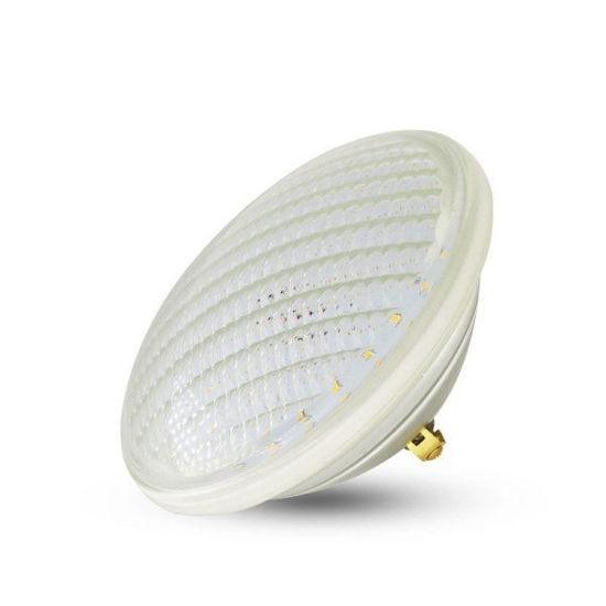 Εικόνα της Λαμπτήρας Πισίνας led 12Watt PAR56 Θερμό Λευκό