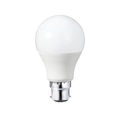 Εικόνα της Led Λάμπα A60 B22 9Watt Φυσικό Λευκό