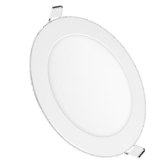 Εικόνα της LED Μικρο Πανελ Στρογγυλο Οικιακη Χρηση 6W Φυσικο Λευκο