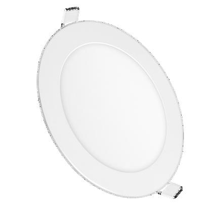 Εικόνα της LED Μικρό Πάνελ Στρογγυλό Οικιακή Χρήση 12W Θερμό Λευκό