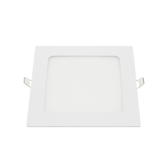 Εικόνα της LED Μικρό Πανελ Τετράγωνο Οικιακή Χρηση 12W Φυσικό Λευκό