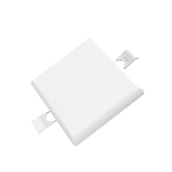 Εικόνα της LED Panel Χωρίς Πλαίσιο Τετράγωνο 36W Φυσικό Λευκό