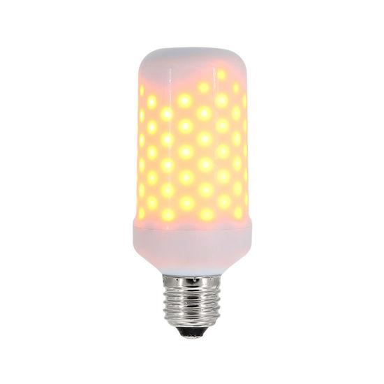 Εικόνα της Λάμπα Φλόγας LED E27 5Watt Θερμό Λευκό