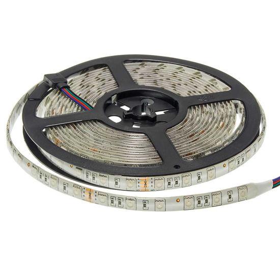 Εικόνα της Ταινία led 5050 12V Αδιάβροχη Eπαγγελματικής Χρήσης 14.4W/m RGB