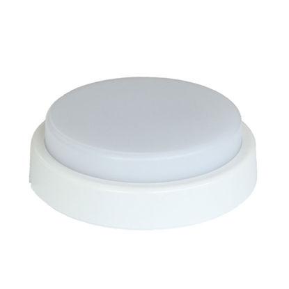 Εικόνα της Led Πλαφονιέρα Στρογκυλή 8W Φυσικό Λευκό