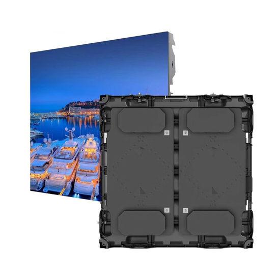 Εικόνα της LED Display Cabinet Fix Εξωτερικού Χώρου P4