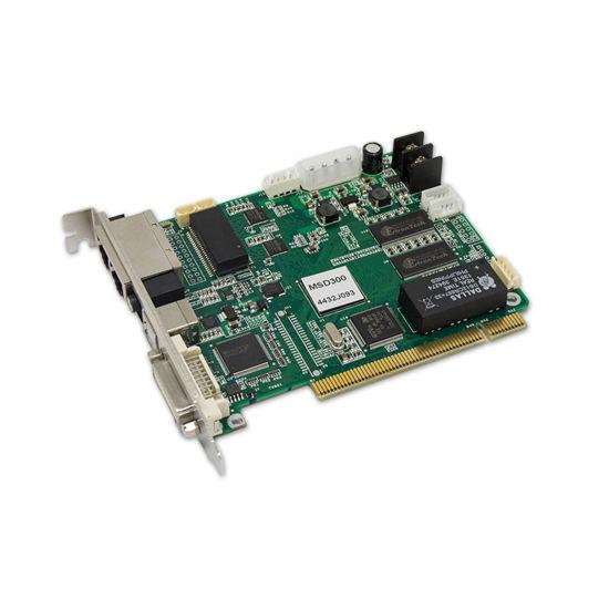 Εικόνα της Κάρτα Transmitter για Οθόνη LED με 2 Θύρες Ethernet NOVASTAR