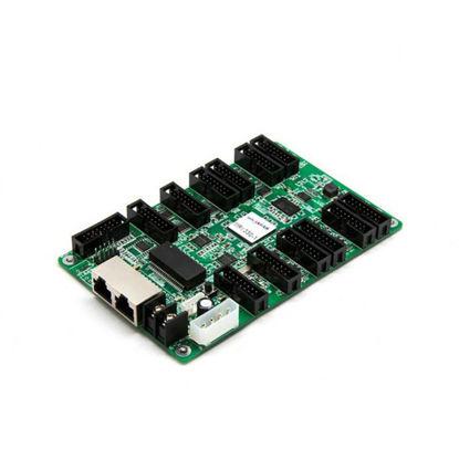 Εικόνα της Κάρτα Receiver για Οθόνη LED με 8xHUB75 Θύρες NOVASTAR