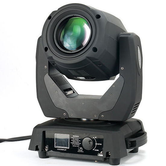 Εικόνα της Κινούμενη κεφαλή 250W Compact Mini Beam 7R