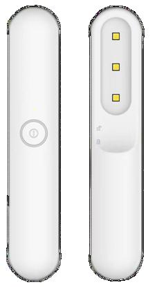 Εικόνα της UV-C Φορητή Λυχνία Αποστείρωσης