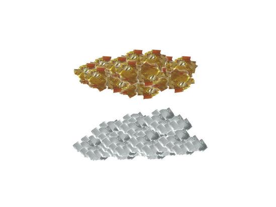 Εικόνα της Μεταλλικό Κομφετί-Ασήμι Χρυσό Κόκκινο Πράσινο Μπλε