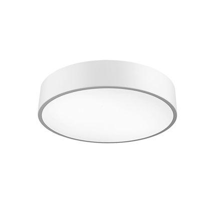 Εικόνα της LED Φωτιστικό Οροφής EPISTAR SANDY Λευκό 26W Θερμό Λευκό