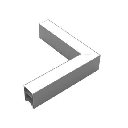 Εικόνα της LED Σύνδεση Γραμμικού Σχήματος Λεπτό Linkable 8W Silver Φυσικό Λευκό