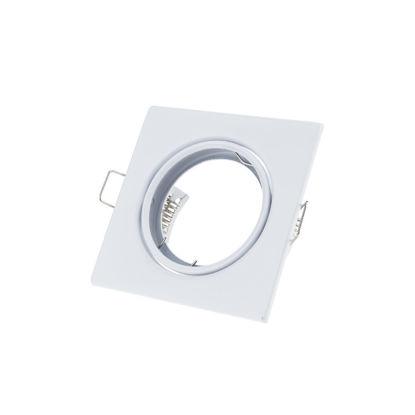 Εικόνα της Τετράγωνο Ring Ρυθμιζόμενο G5.3 Λευκό