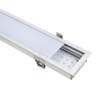 Εικόνα της LED Linear Recessed Light Λευκό 40W Φυσικό Λευκό