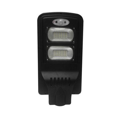 Εικόνα της LED Ηλιακό Φωτιστικό Δρόμου + Μπαταρία 8W Ψυχρό Λευκό