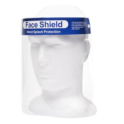 Εικόνα της Face Shield + Διακοσμητικά Αυτοκόλλητα